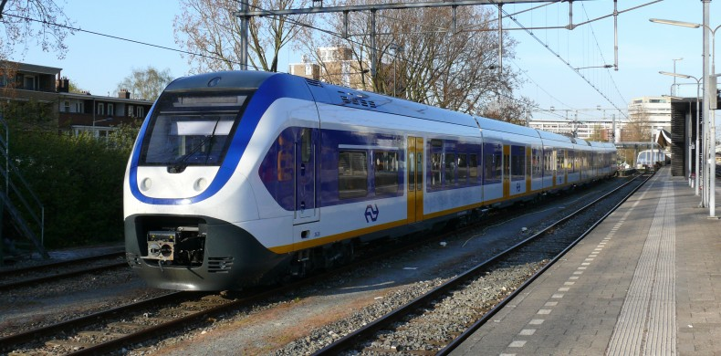 New Sprinter lighttrain by Dutch Rail (NS)